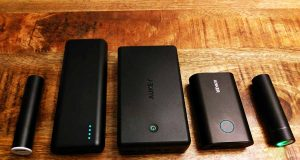 opt for a power bank