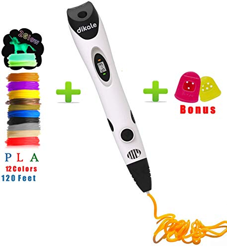 What are 3D printing pens great for?