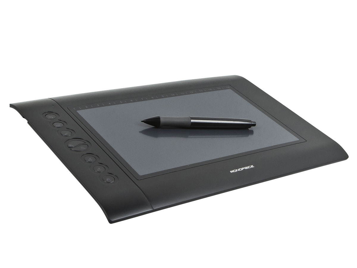 Connectivity drawing tablet