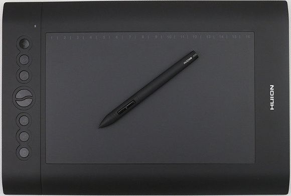 Huion H610PRO Drawing Tablet