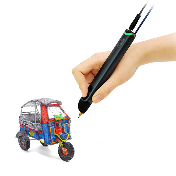 Who Is a 3D Printing Pen For?