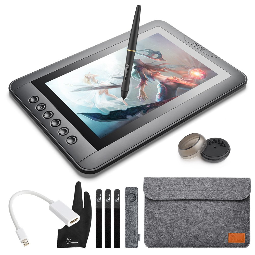 Parblo Coast10 10.1″ Digital Pen Tablet
