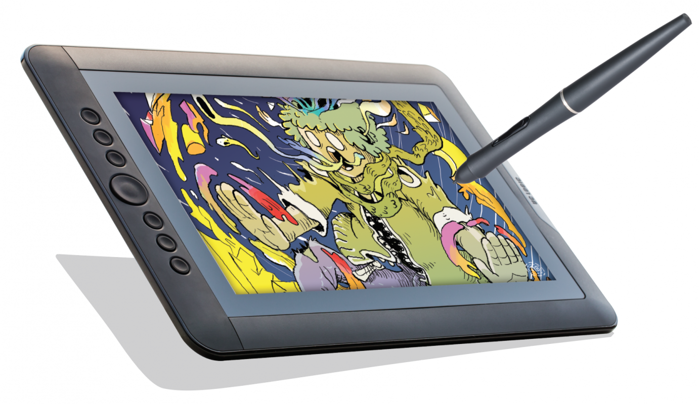 resolution drawing tablet