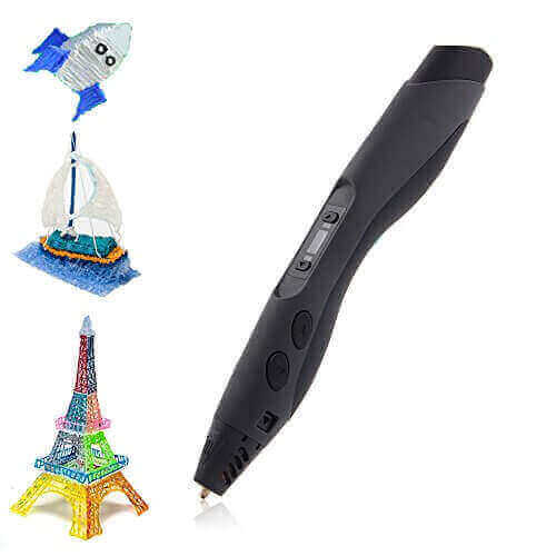Skywriting 3D printing pen