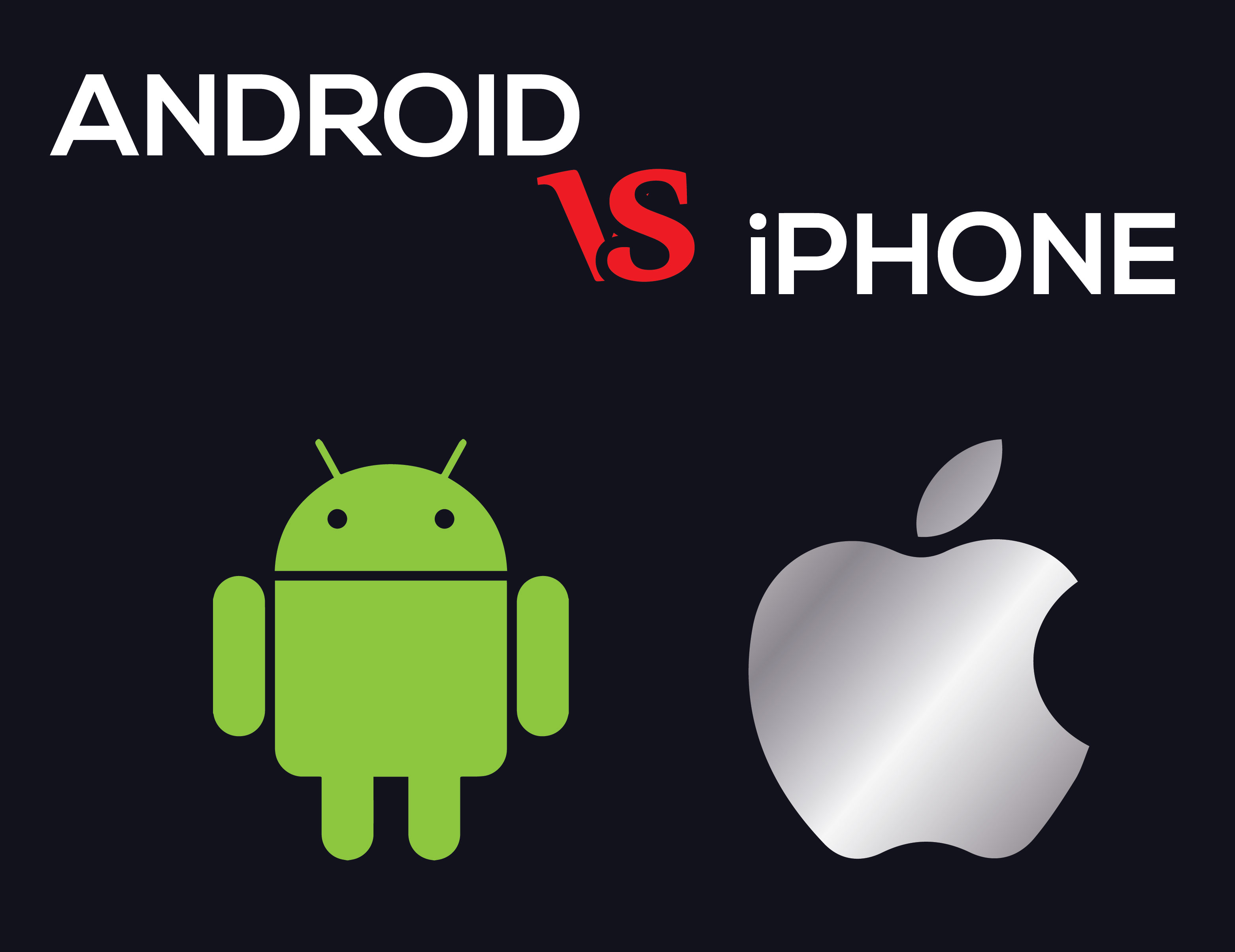 Android vs iOS Which One is Best for Nowadays – Amaze Invent