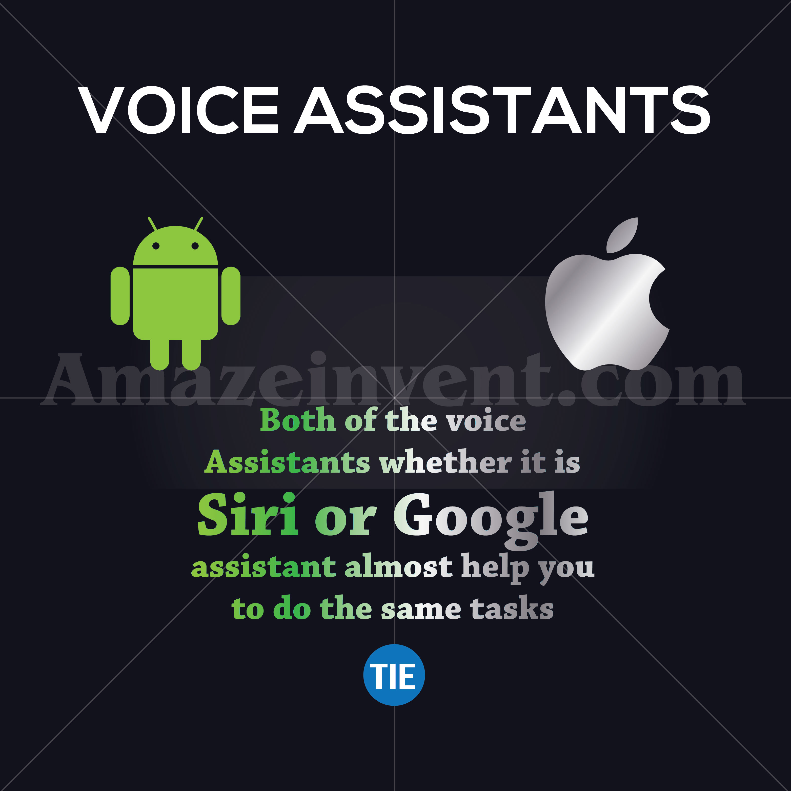 android vs ios voice assistants