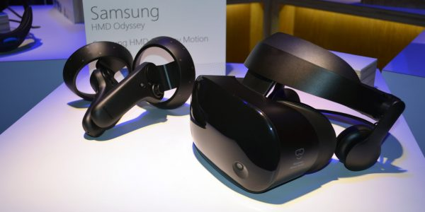Samsung Odyssey+