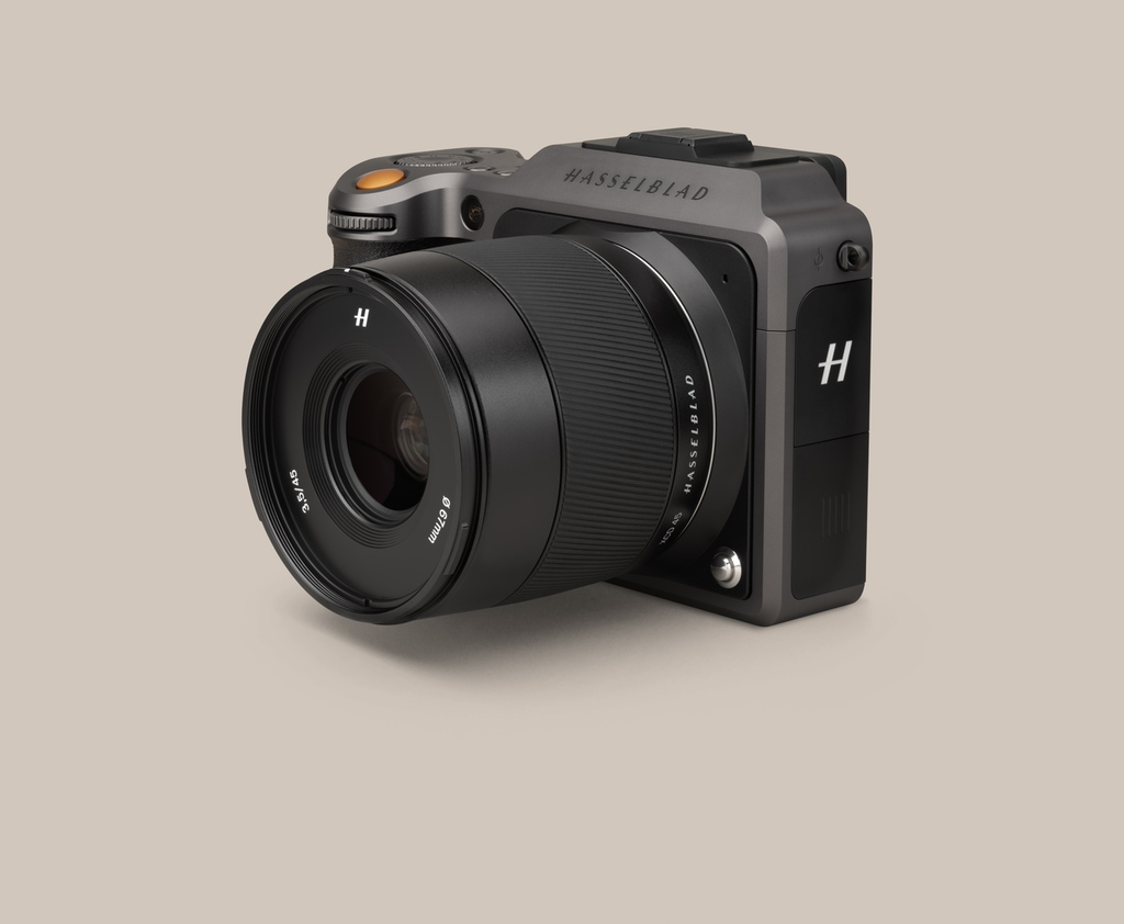 Point-And-Shoot of Camera