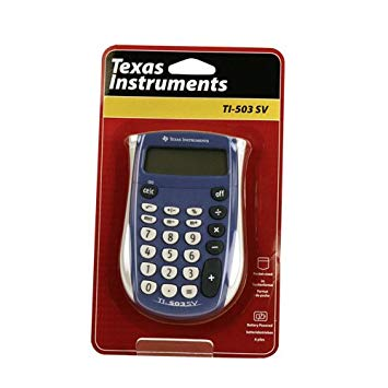 Texas Instruments TI-503 SV