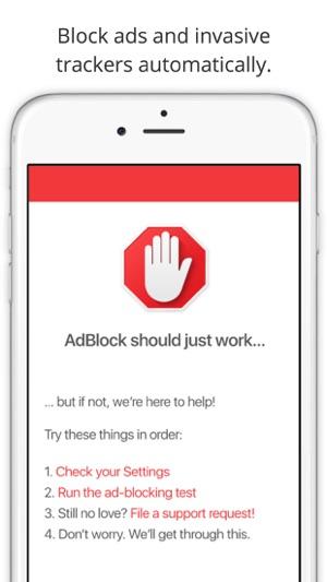 Install an Ad Blocker in iPad