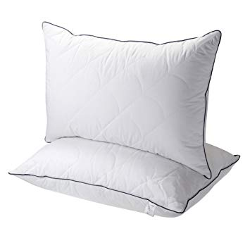 Bed Pillows for Sleeping for Side and Back Sleeper