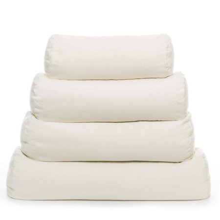 Comfortable Neck Side Sleeper Buckwheat Hull Pillow