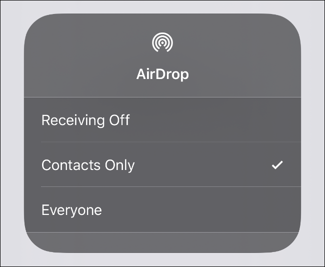 Are All the AirDrop Devices Awake?