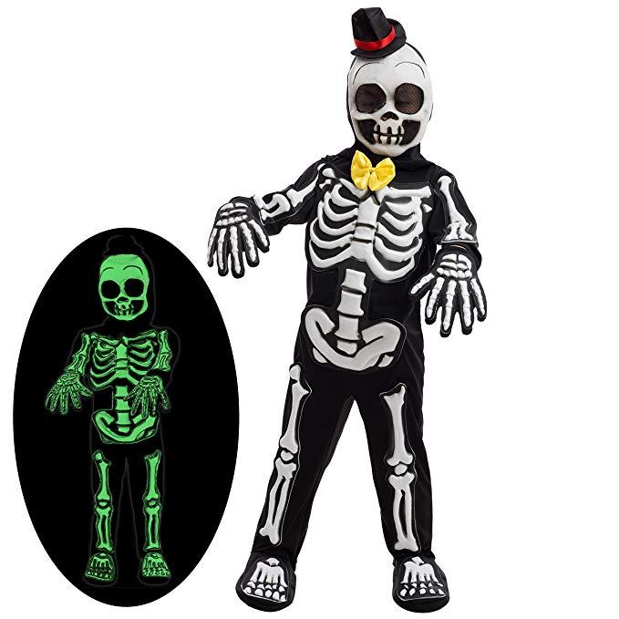Spooky Skelebones