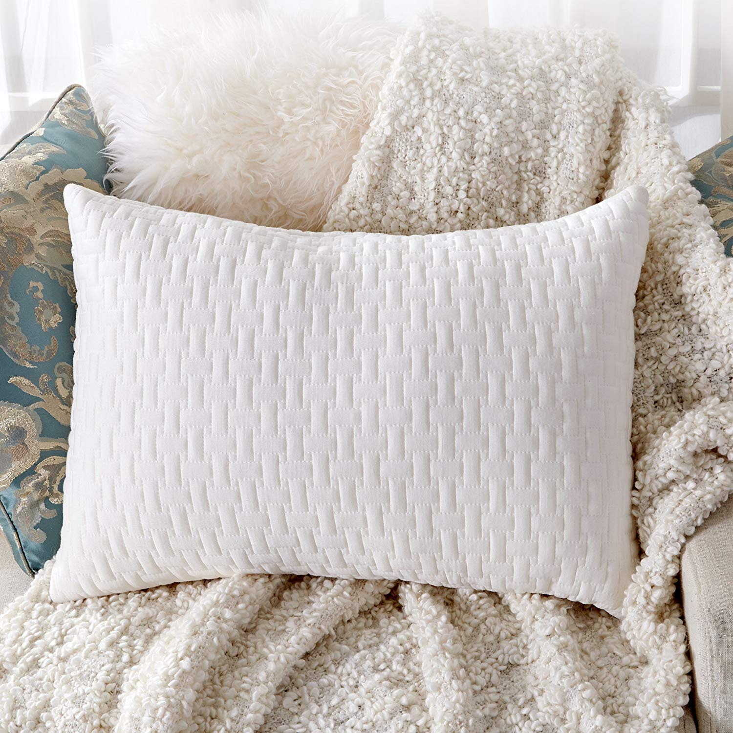 Sable Bed Pillow for Side Sleeper