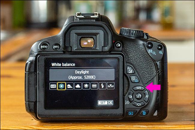 Your Camera Has Scene Settings