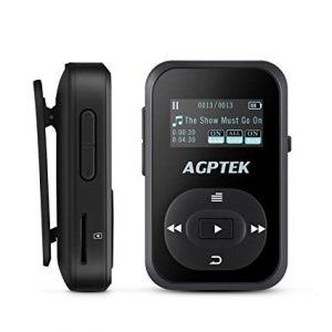 AGPTEK Clip MP3 Player 300x300 - 10+ Best Mp3 Player 2021 You Would Like