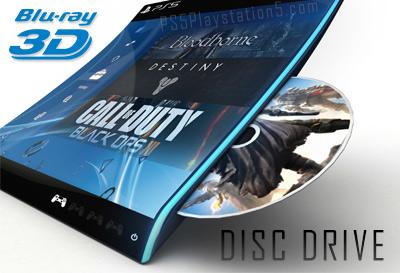 Blu-Ray/Disc Drive