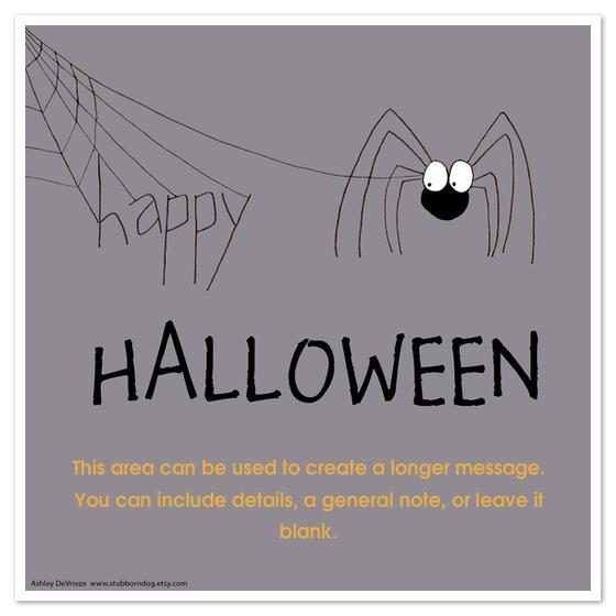 Bug Halloween by Ashley DeVrieze