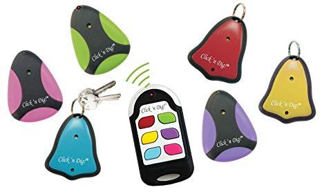 Click 'n Dig Model E4 Key Finder