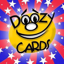 Doozy cards Design and style