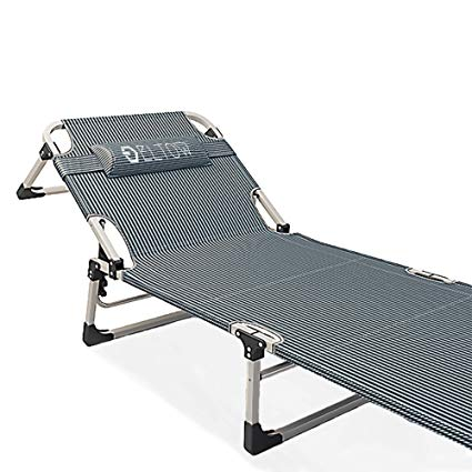 ELTOW Portable Folding Camping Cot