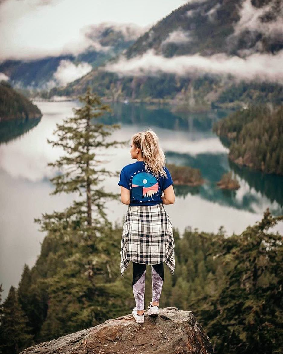 Explore Nature in hiking