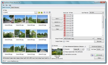 FSResizerScreenShot - How to Resize an Image (8 Best Tool of Resize an Image)