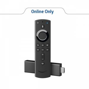 Fire TV Stick (Streaming Media Player)