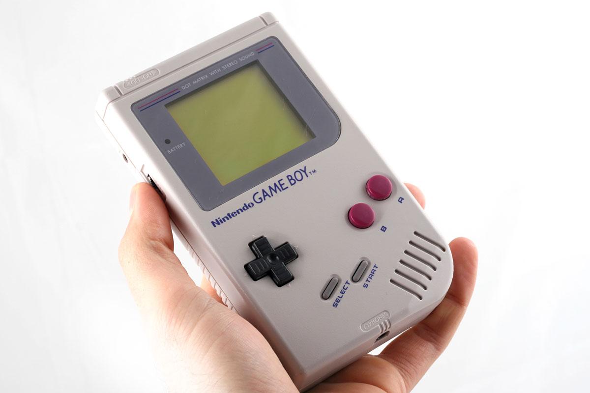Classic Boy Game