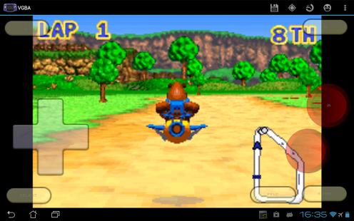 GBA.emu Game