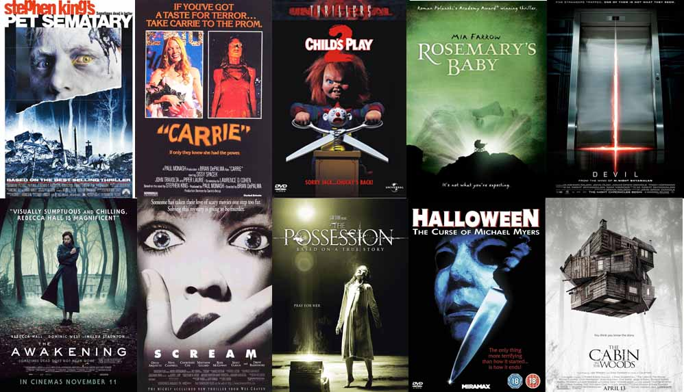 Halloween Movies Streaming On Netflix