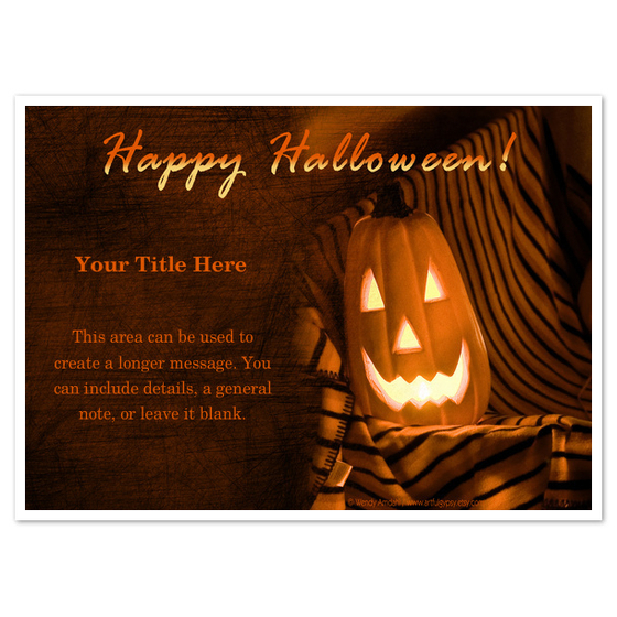 Halloween Pumpkins by Kelly Medina