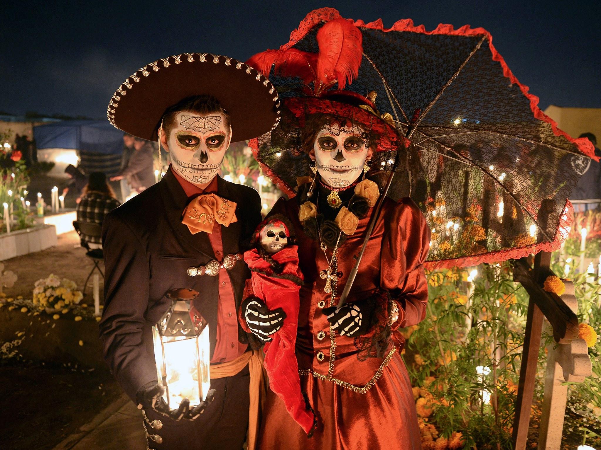 Halloween a famous festival