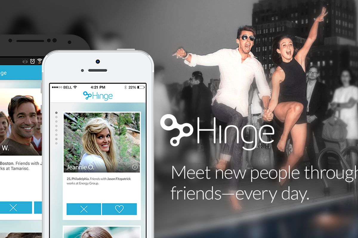Hinge-dating-app
