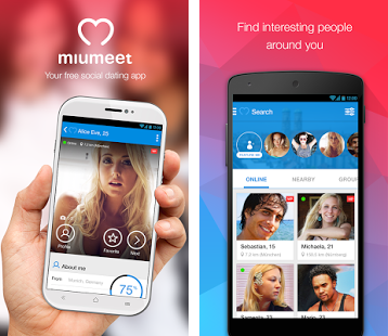 MiuMeet-dating-app