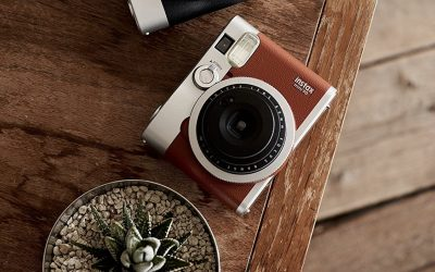 Point-And-Shoot of Cameras
