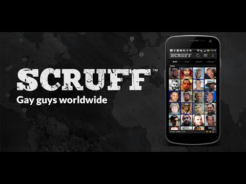 Scruff-dating-app