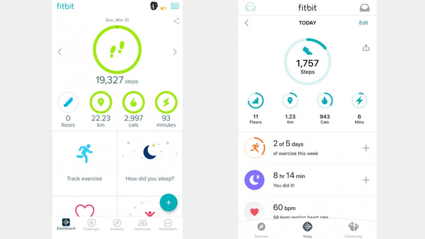 Update Your Fitbit