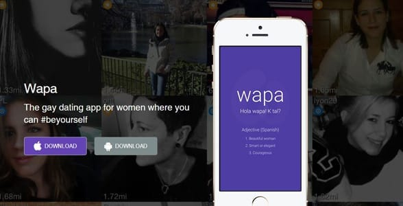 Wapa-dating-app