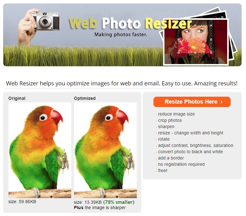WebResize - How to Resize an Image (8 Best Tool of Resize an Image)
