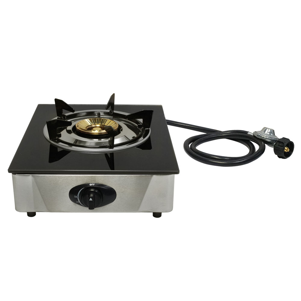 "PROLINEMAX 12"" x 14"" Single Propane Gas stove"