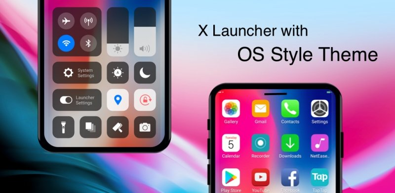 iLauncher for OS 11