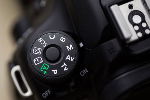 Raw/Manual controls