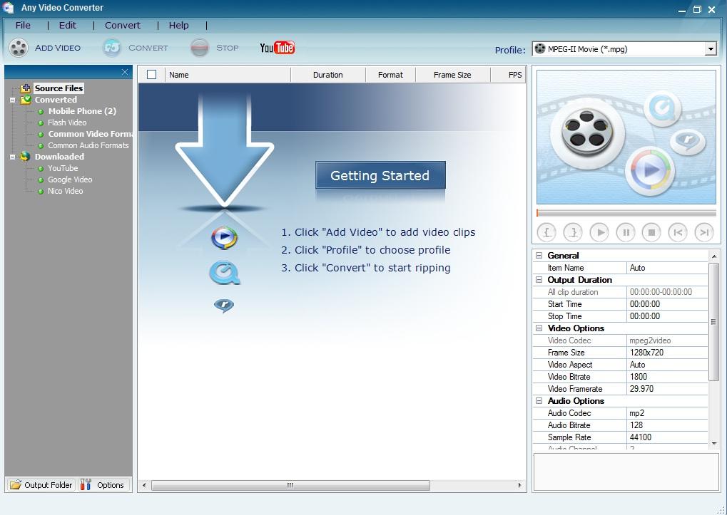 Download kastor free video converter v2. 3 (freeware) afterdawn.