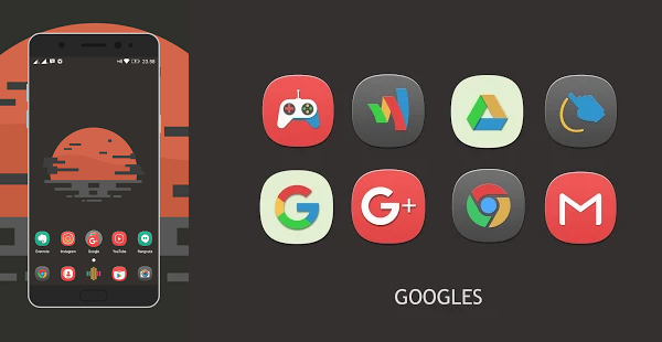 Customize icons nova launcher