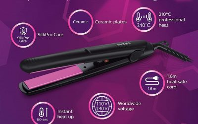 Wireless Hair Iron of Philips