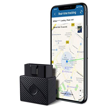 GPS tracking devices for cars
