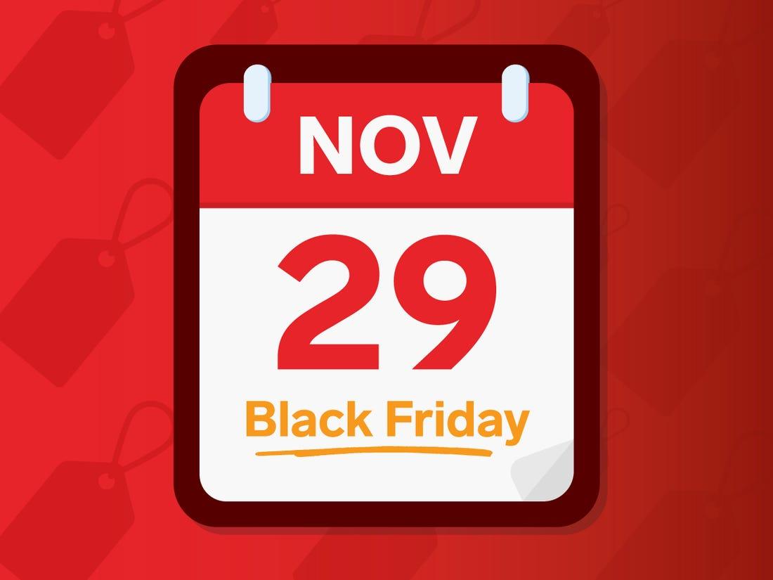 When will Black Friday deals start
