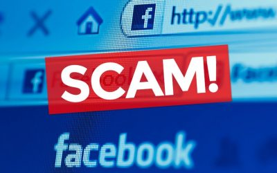 Facebook Messenger Scams